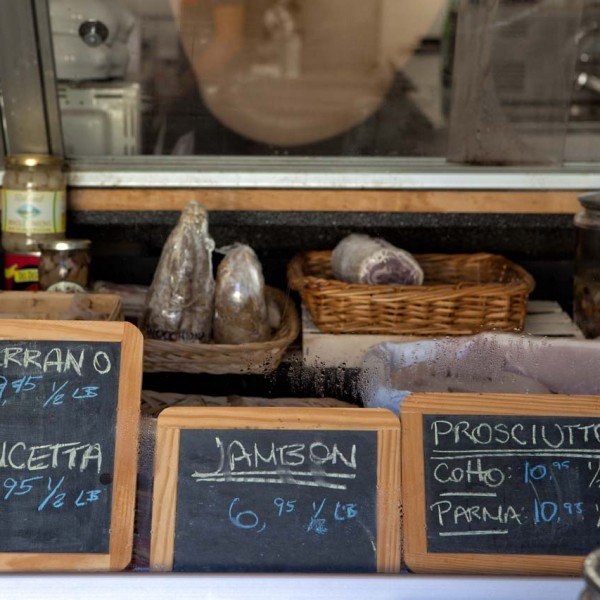 Wine + Market Charcuterie