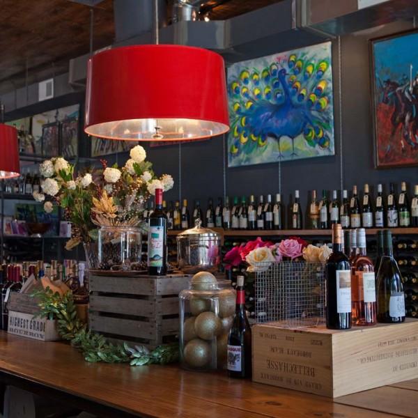 Wine + Market Wine Tasting Room