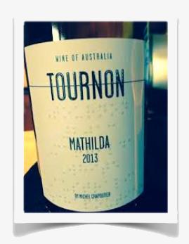 Matilda Tournon by M.Chapoutier