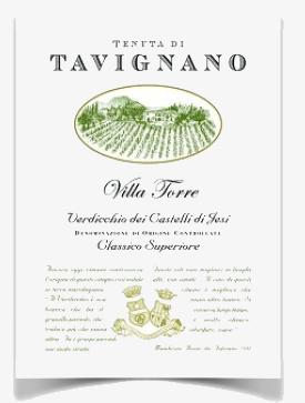 Villa Torre by Tenuta di Tavignano