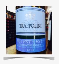 Trappolini di Roberto & P. Trappolini appellation: Est!Est!!Est!!! di Montefiascone