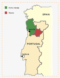 Gateway Vinho Verde Wine Region