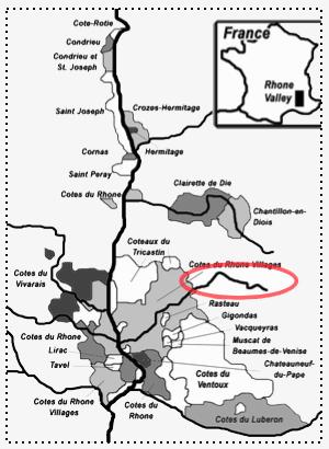 Mas de Boislauzon Wine Region